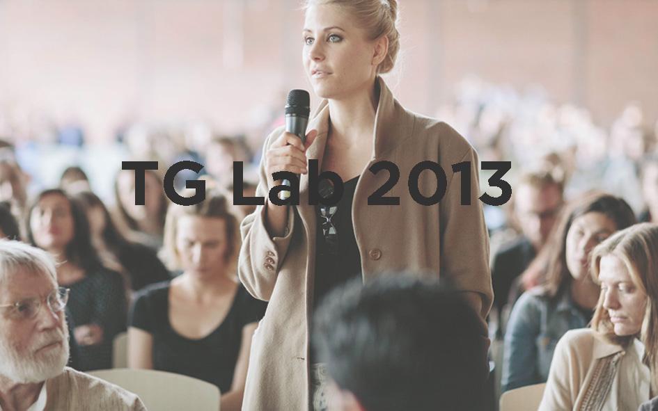 TG lab 2013